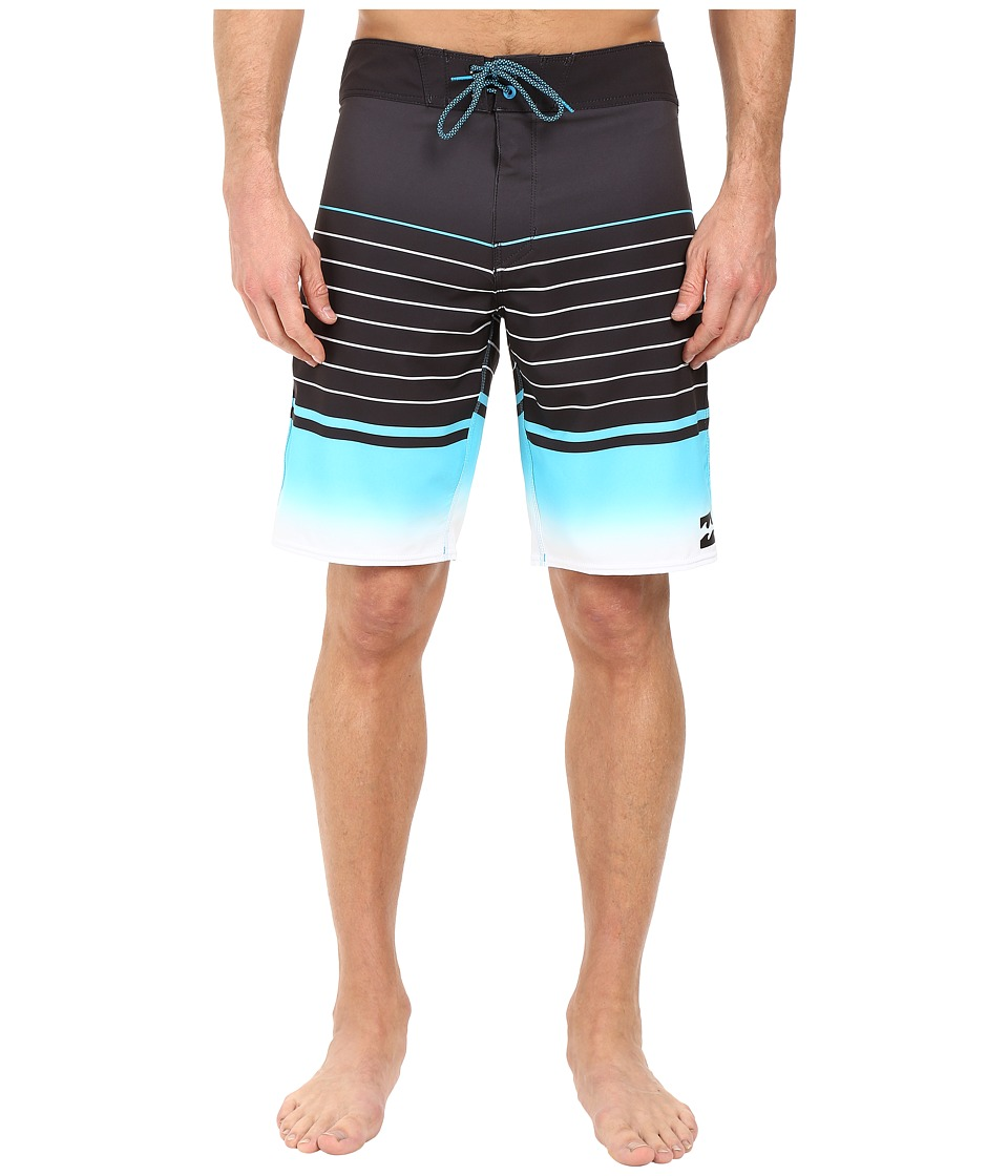 Billabong - Line Up X 20 Boardshorts (Electric Blue) Men's Swimwear