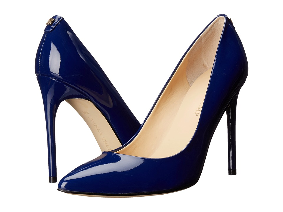 Ivanka Trump Kayden 4 (Dark Cobalt) High Heels