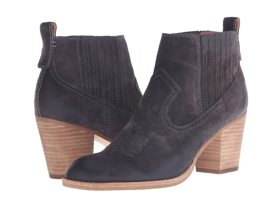 Dolce Vita - Jones (Anthracite Suede) Women's Boots