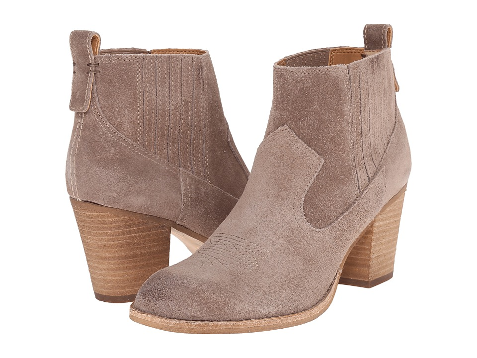 Dolce Vita Jones (Dark Taupe Suede) Women