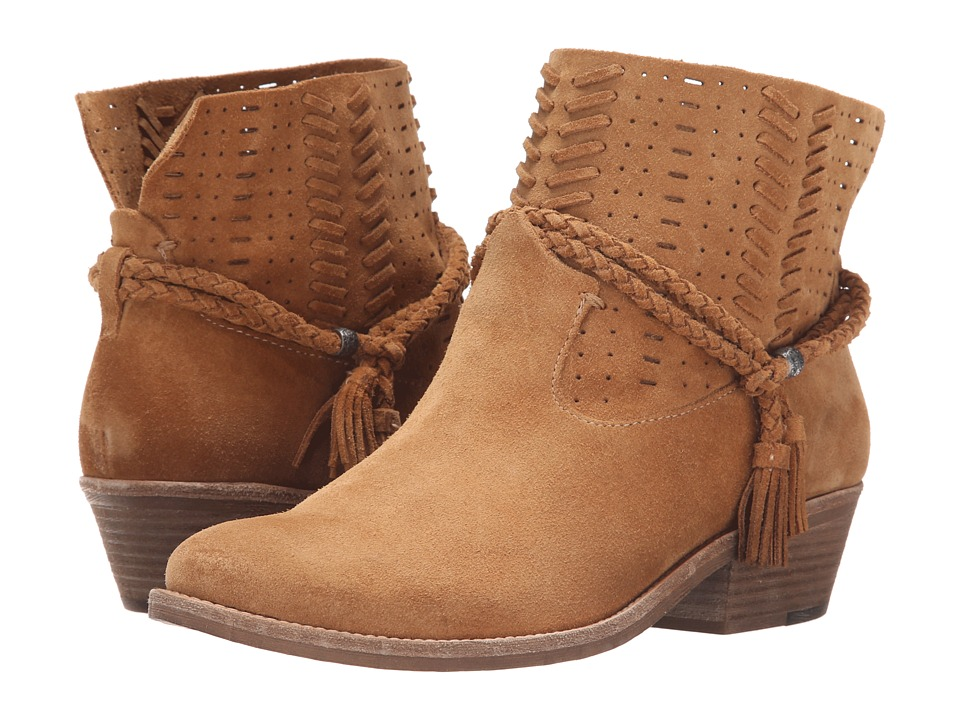 Dolce Vita - Kade (Sepia Suede) Women's Boots