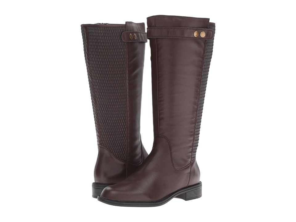 David Tate - Avery 18 (Brown) Women's Boots