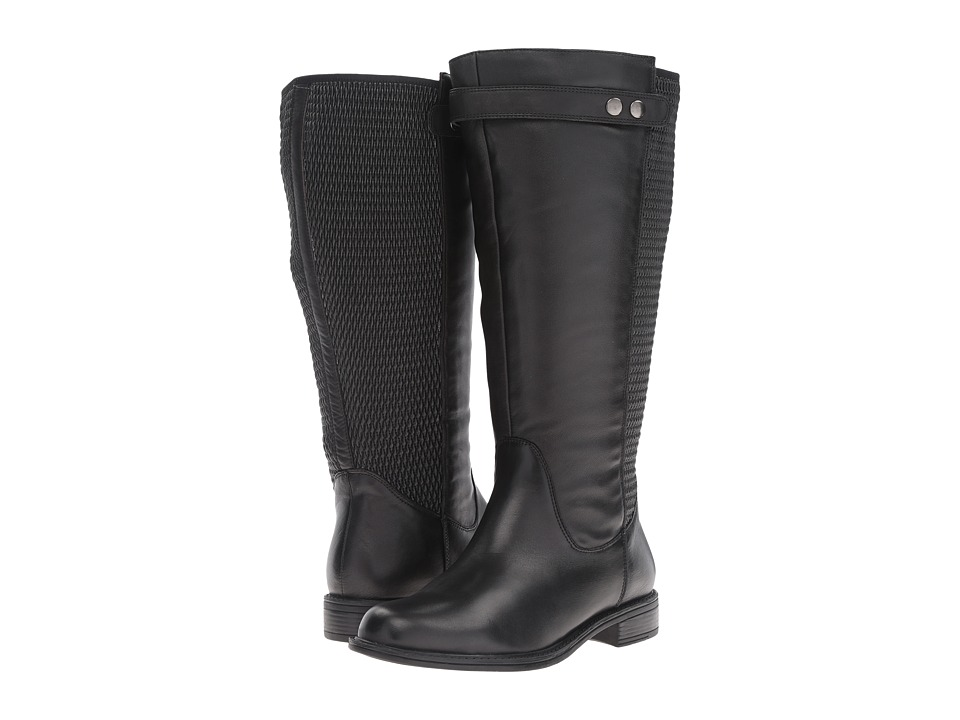 David Tate - Avery 18 (Black) Women's Boots