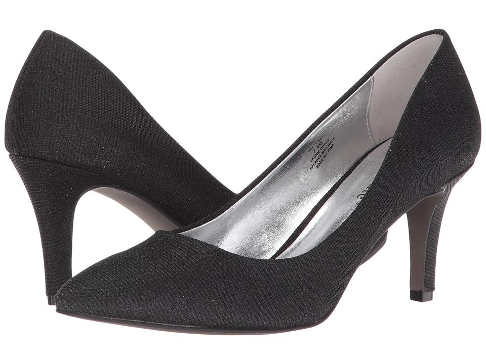 David Tate - Opera III (Black Glitter) Women's Boots
