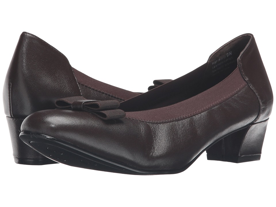 David Tate - Keeper (Brown Kid) Women's Shoes