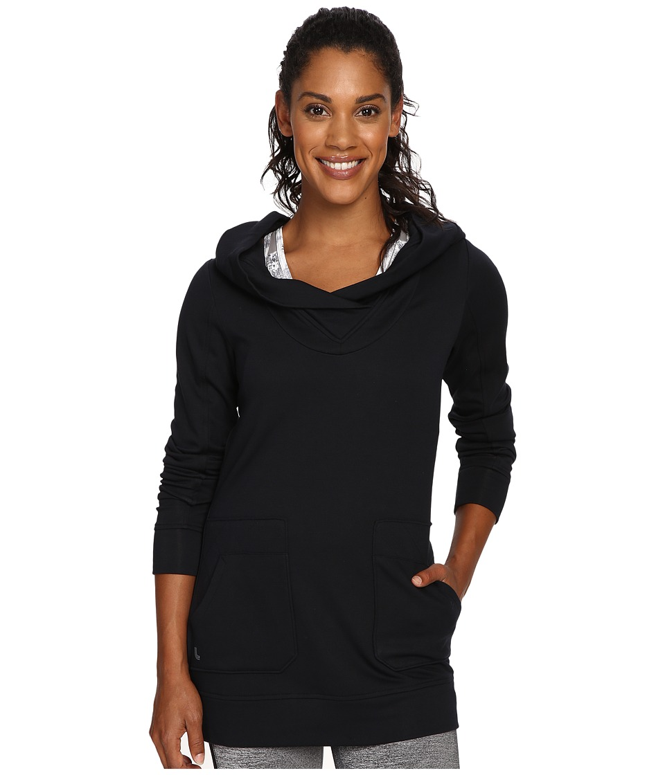 Lole - Call You Tunic (Black) Women's Blouse