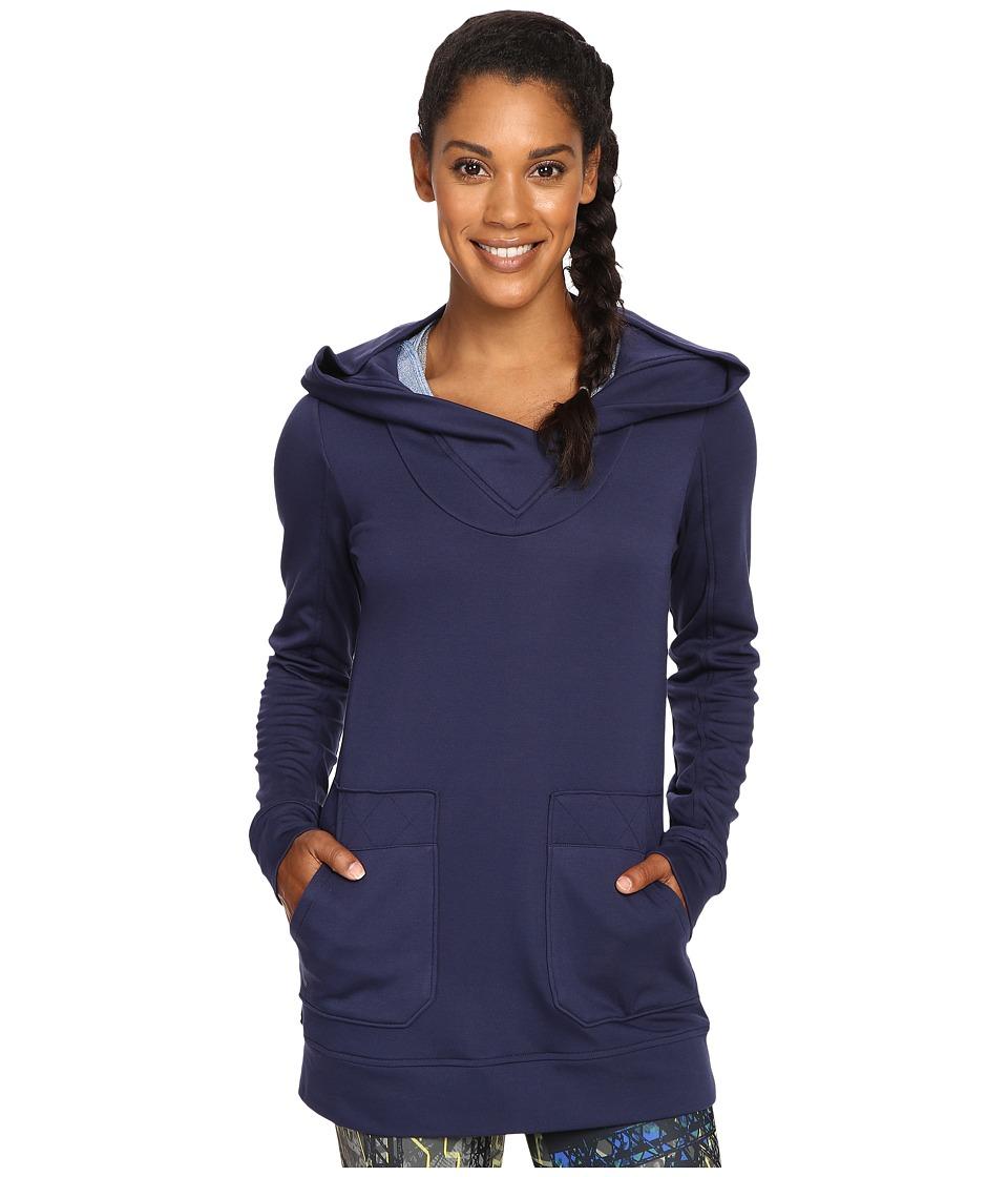 Lole - Call You Tunic (Amalfi Blue) Women's Blouse