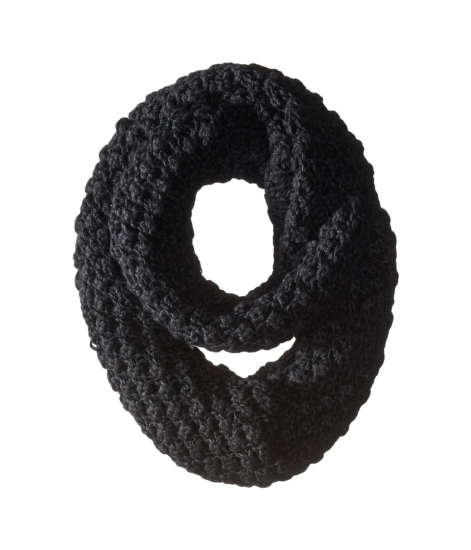Lole - Eternity Scarf Popcorn (Black) Scarves