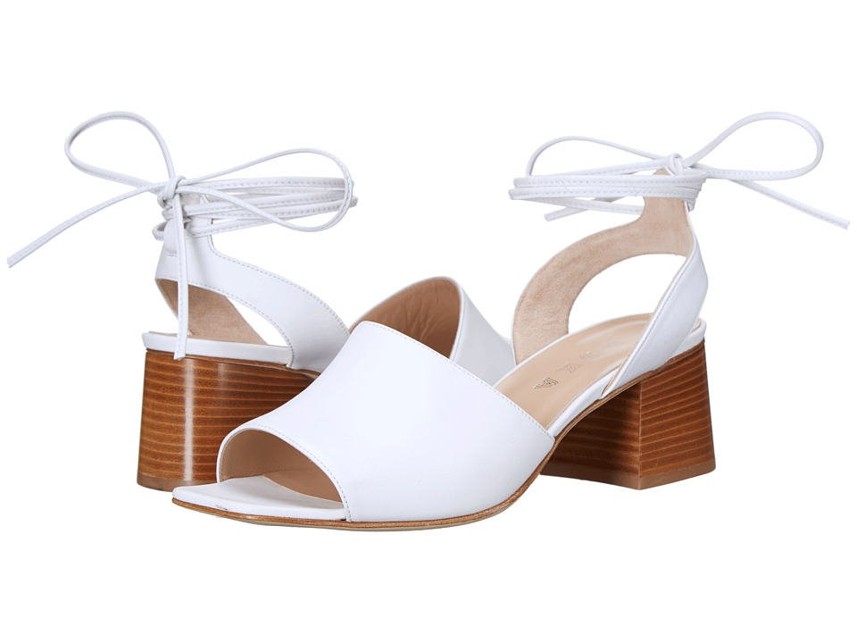 ASKA - Rumor (White Smooth Calf) High Heels
