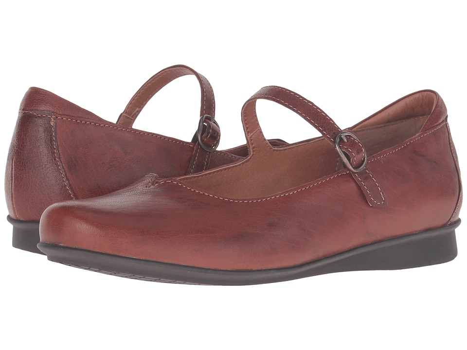 Taos Footwear - Class (Cognac) Women's Shoes