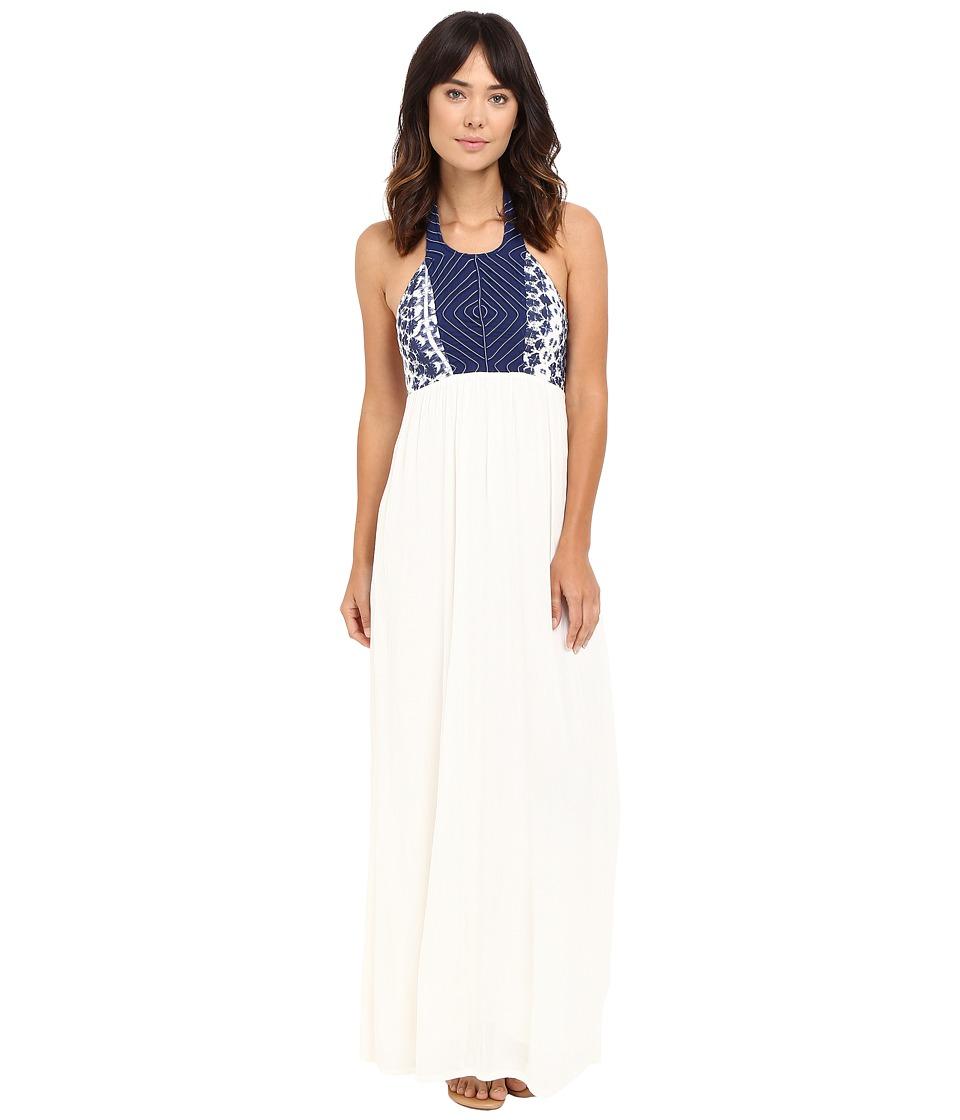 Rip Curl Fairweather Maxi Dress (White) Women
