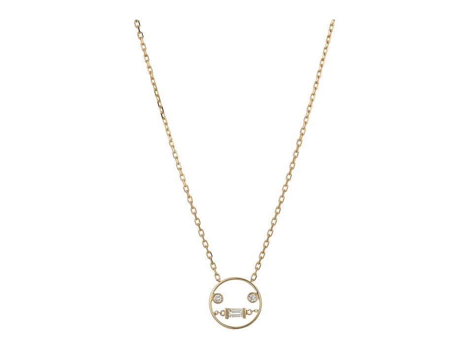 RUIFIER - Lei Pendant (9ct Yellow Gold) Necklace