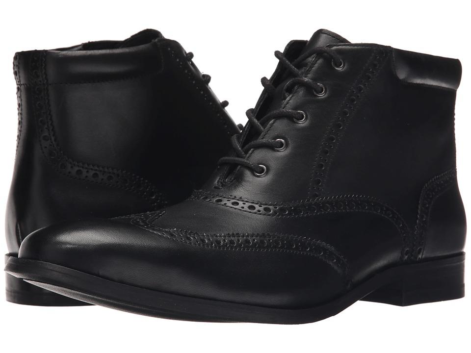Cole Haan - Williams Wing Chukka II (Black) Men's Shoes