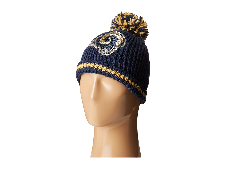 New Era - Sequin Frost Los Angeles Rams (Navy) Caps