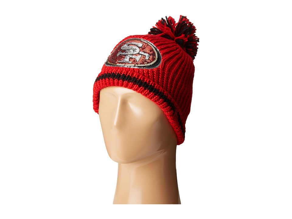 New Era - Seguin Frost San Francisco 49ers (Red) Caps