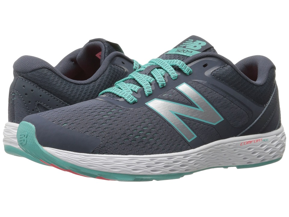 New Balance - W520LA3 (Grey/Reef) Women's Shoes