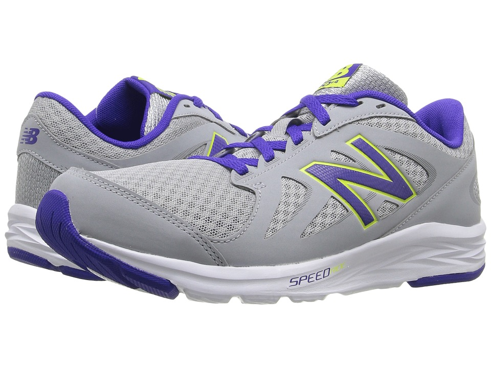 New Balance - W490LS4 (Silver Mink/Spectral) Women's Shoes