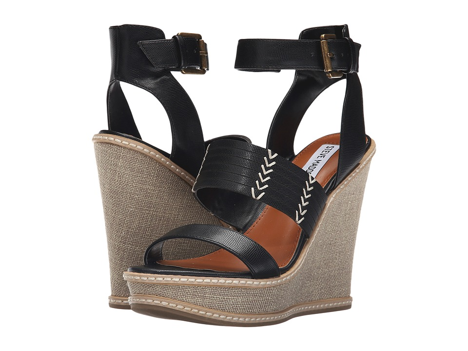 Steve Madden - Dima (Black) Women's Sandals