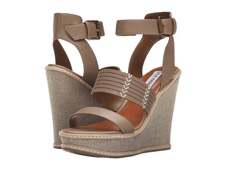 Steve Madden - Dima (Taupe) Women's Sandals