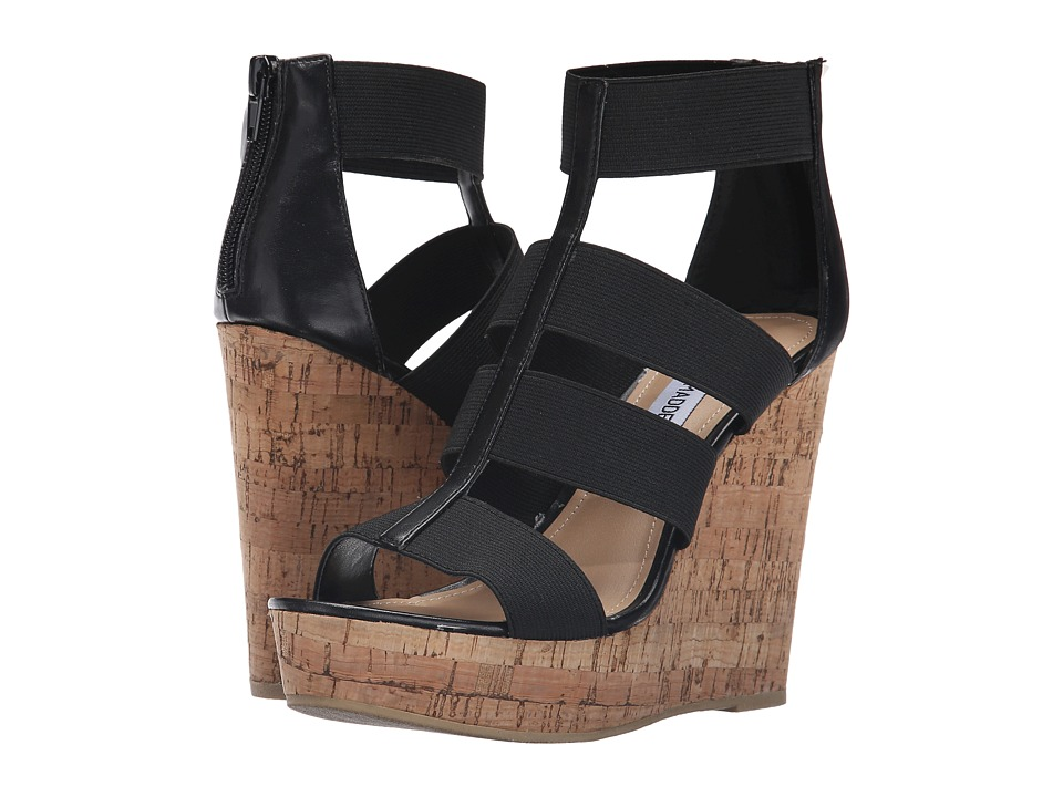 Steve Madden - Selinah (Black Fabric) Women