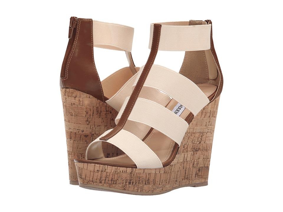 Steve Madden - Selinah (Ivory Fabric) Women's Sandals