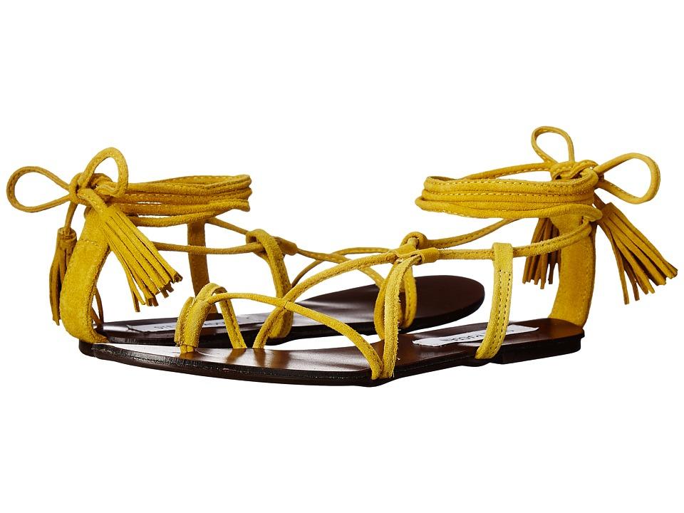 Steve Madden - Saleena (Mustard) Women's Sandals