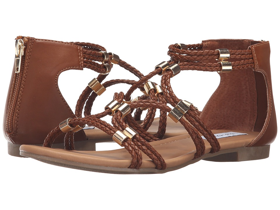 Steve Madden - Solley (Cognac Multi) Women