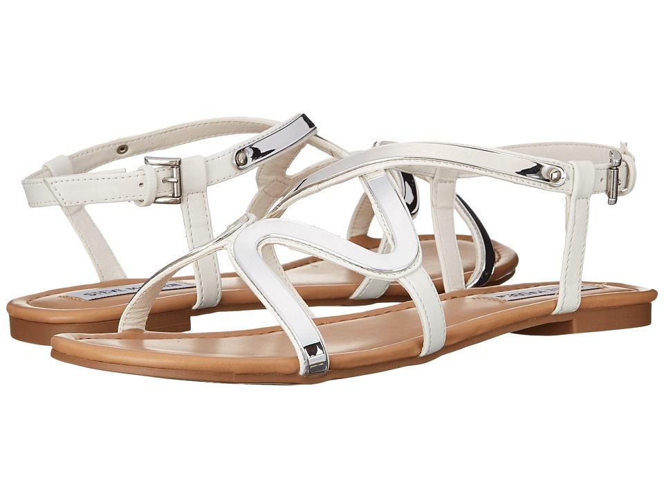Steve Madden - Bazz (White) Women's Sandals