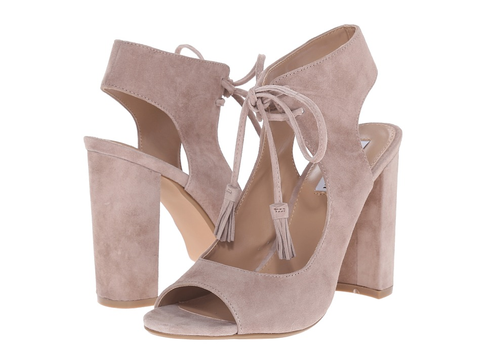 Steve Madden - Charlea (Taupe Suede) High Heels