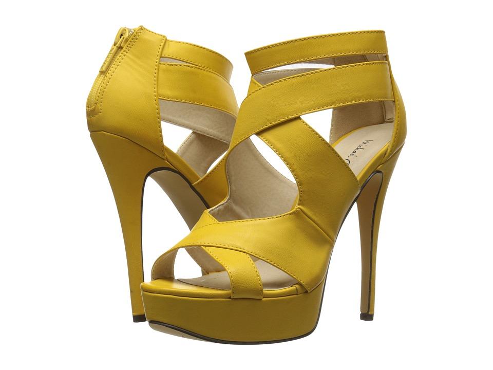 Michael Antonio - Tomoko (Yellow) High Heels