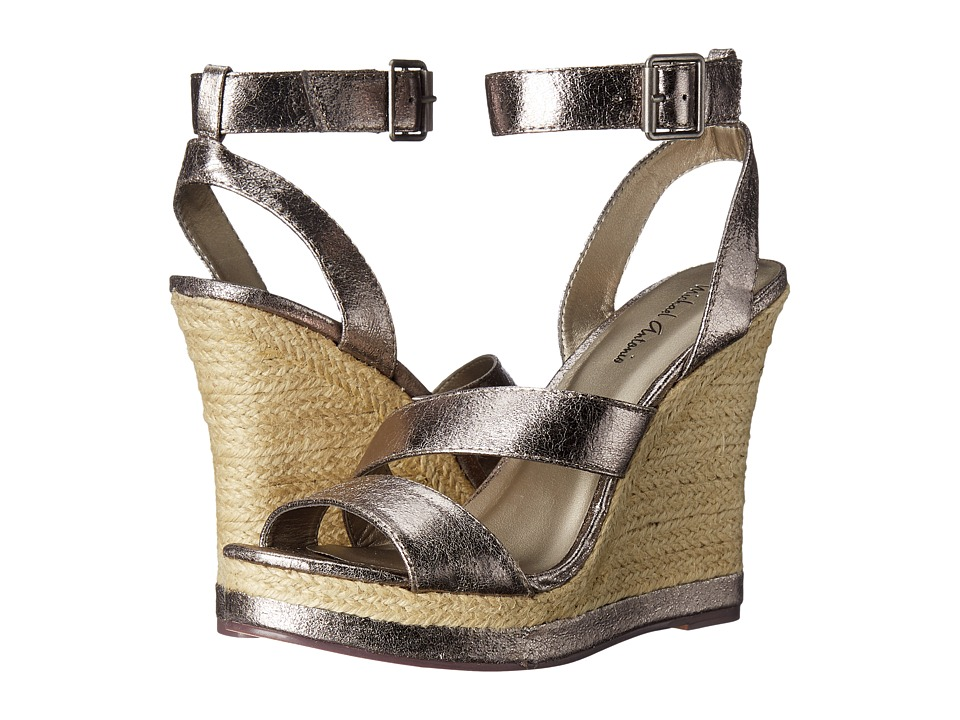 Michael Antonio - Gate (Pewter) Women's Wedge Shoes