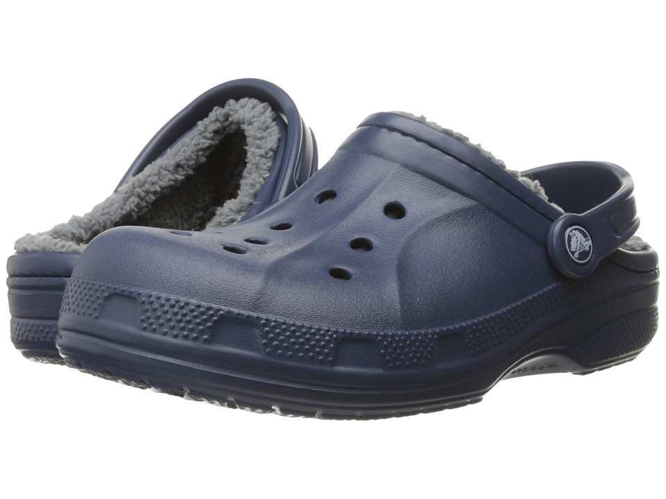 Crocs - Winter Clog (Navy/Charcoal) Clog Shoes