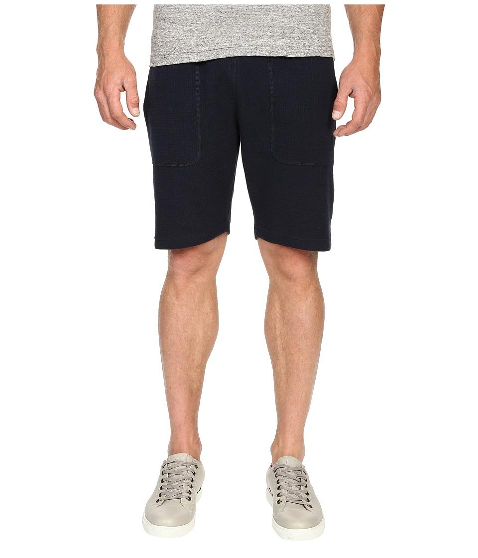 Todd Snyder - Action Sweatshorts (Navy) Men's Shorts