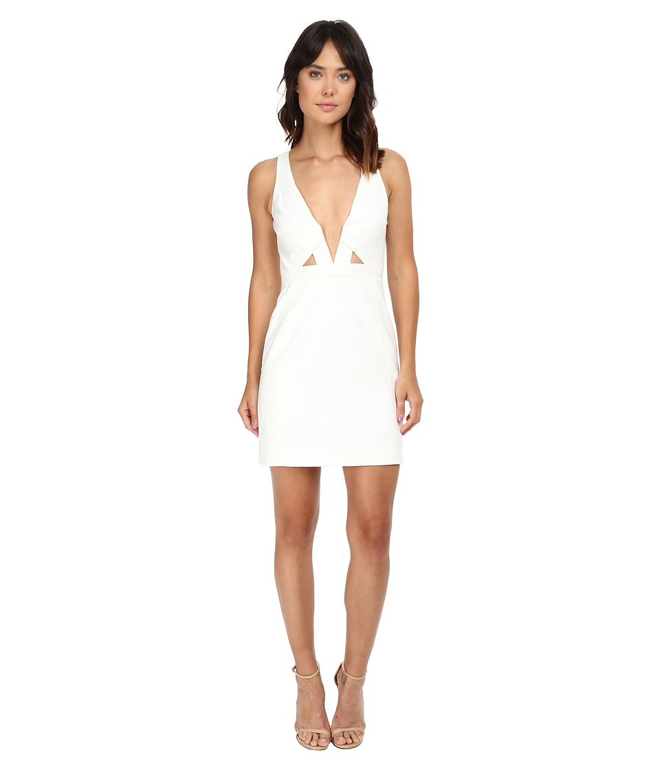 StyleStalker Seine Mini Dress (Blanc) Women