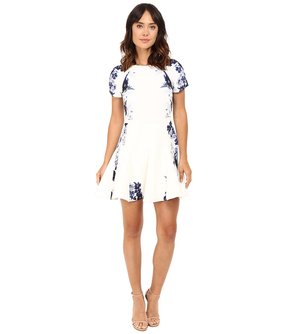 StyleStalker - Seine Floral Dress (Seine) Women's Dress