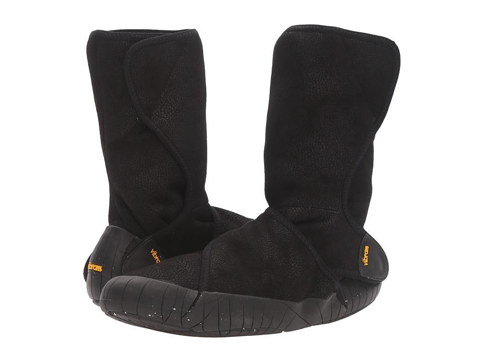 Vibram FiveFingers - Furoshiki Shearling Boot (Black) Boots