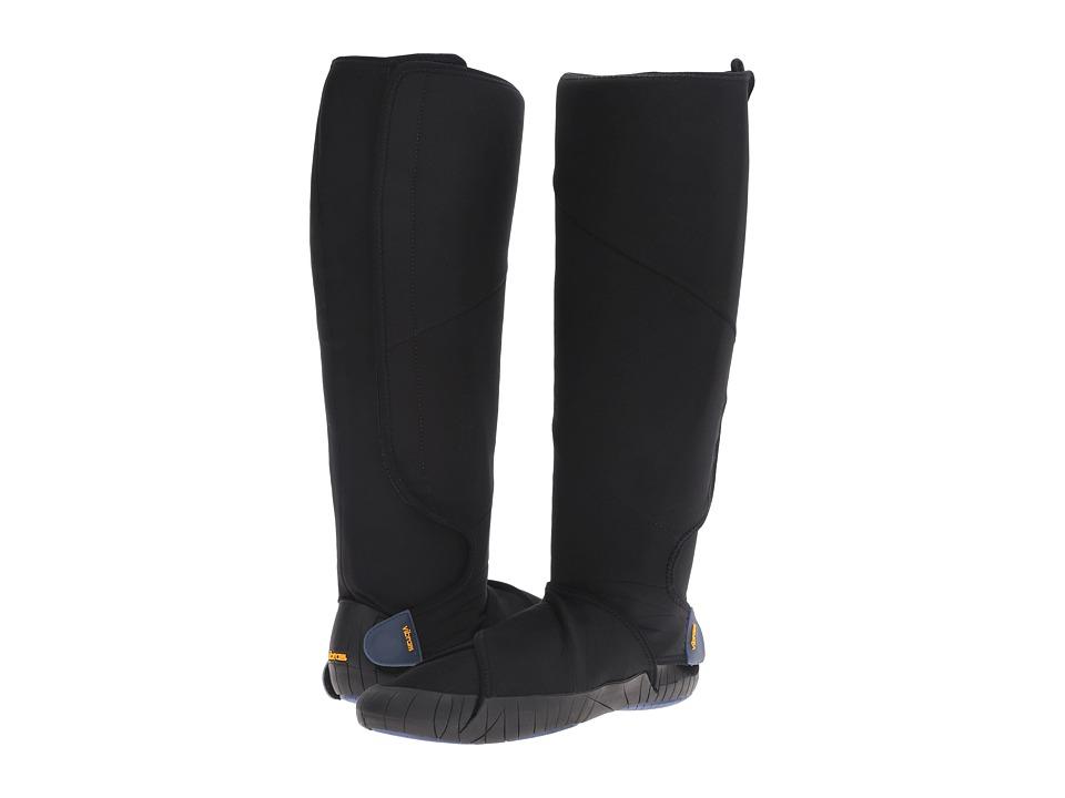 Vibram FiveFingers Furoshiki Neoprene Boot (Black/Blue) Women
