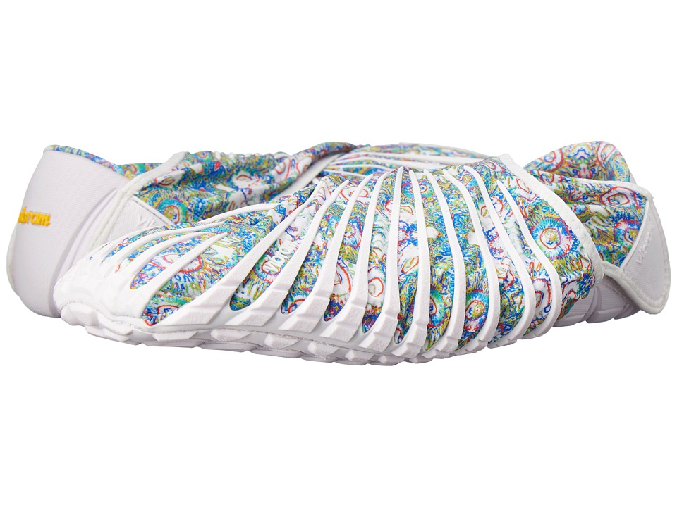 Vibram FiveFingers - Furoshiki (White Flower) Shoes