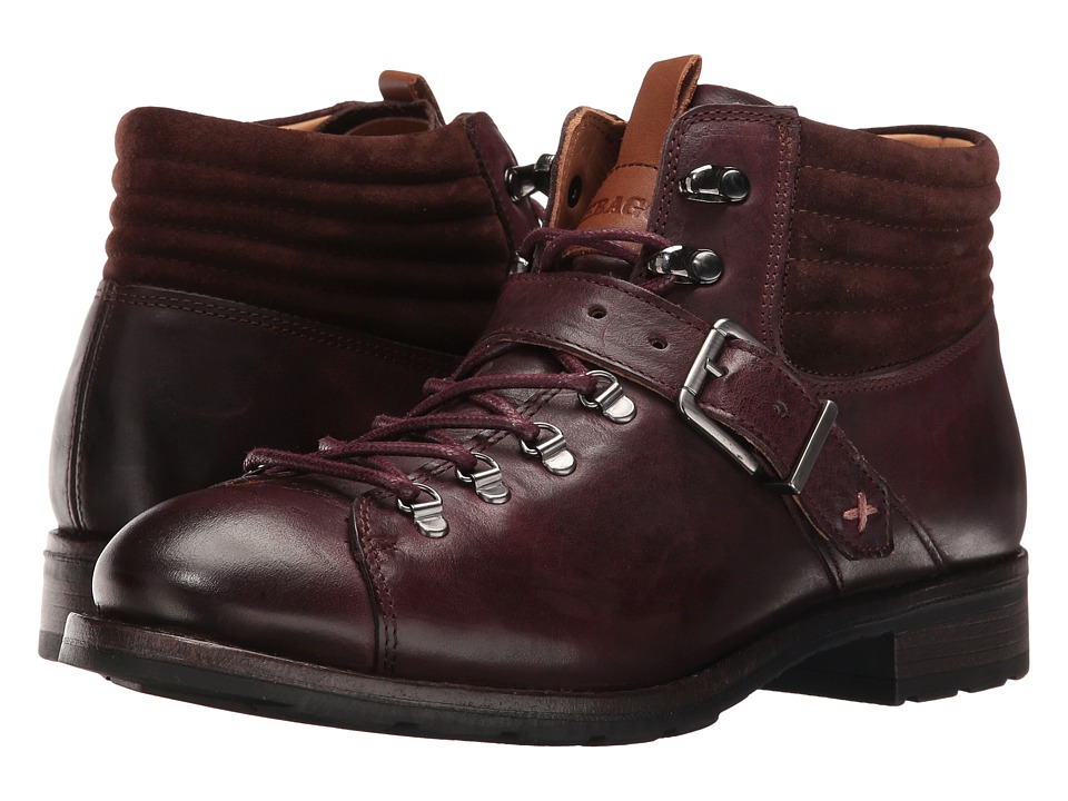 Sebago - Laney Hiker (Burgundy Leather) Women's Shoes