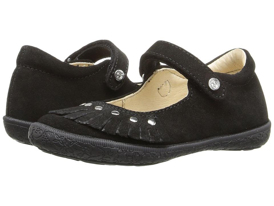 Naturino - Nat. 4125 AW16 (Toddler/Little Kid/Big Kid) (Black) Girls Shoes