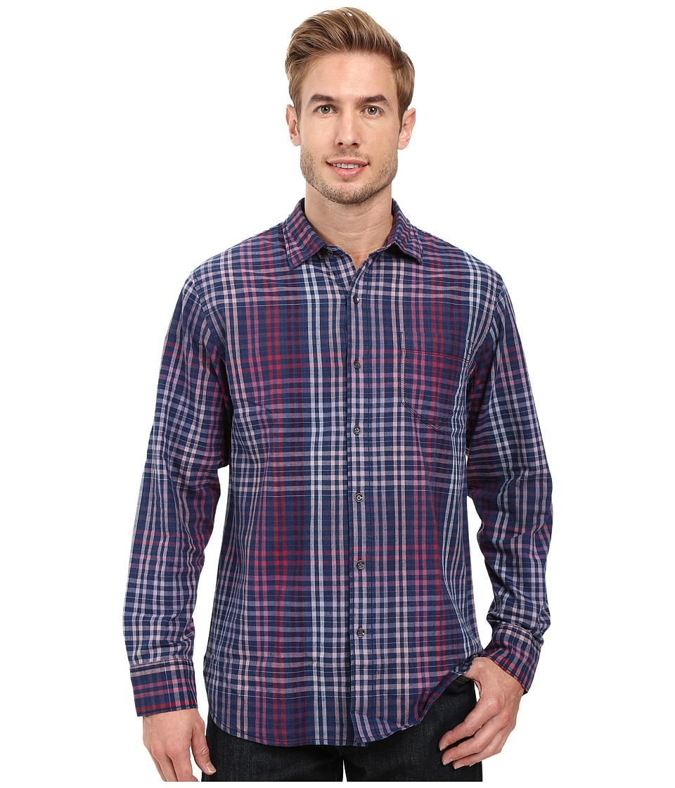 Tommy Bahama - Rum Island Shirt (Rum Berry) Men's Clothing