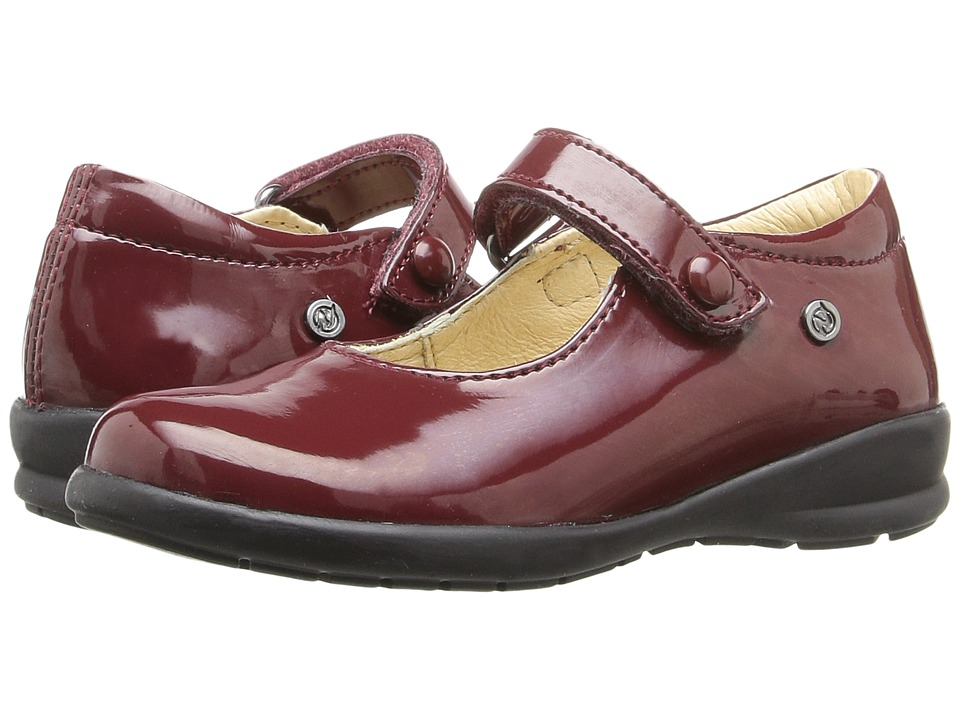 Naturino - Nat. 4131 AW16 (Toddler/Little Kid/Big Kid) (Bordo) Girls Shoes