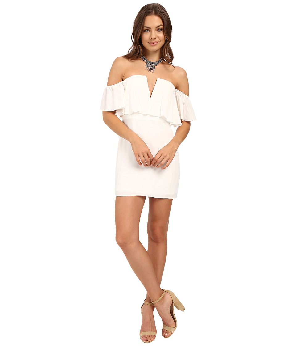 Lovers + Friends - Primrose Dress (Ivory) Women's Dress