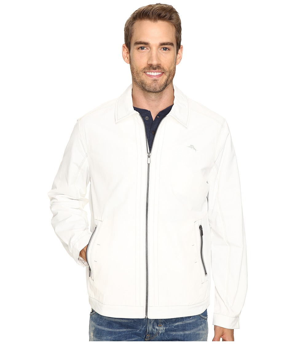 Tommy Bahama - Cannes Cruiser Jacket (Continental) Men's Coat