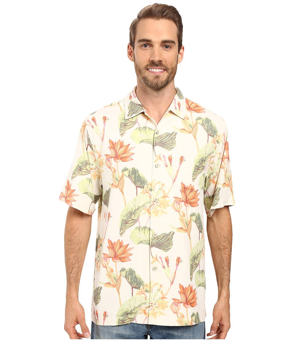 Tommy Bahama - Tropical Lillies Shirt (Continental) Men's Clothing