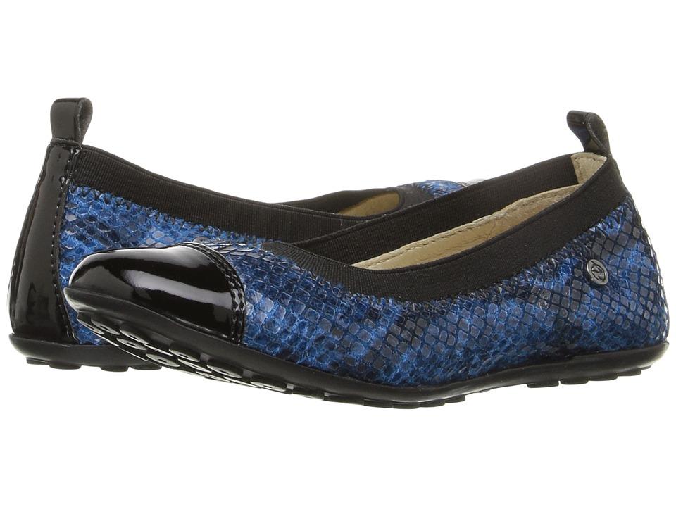 Naturino - Nat. 4655 AW16 (Toddler/Little Kid/Big Kid) (Blue) Girl's Shoes