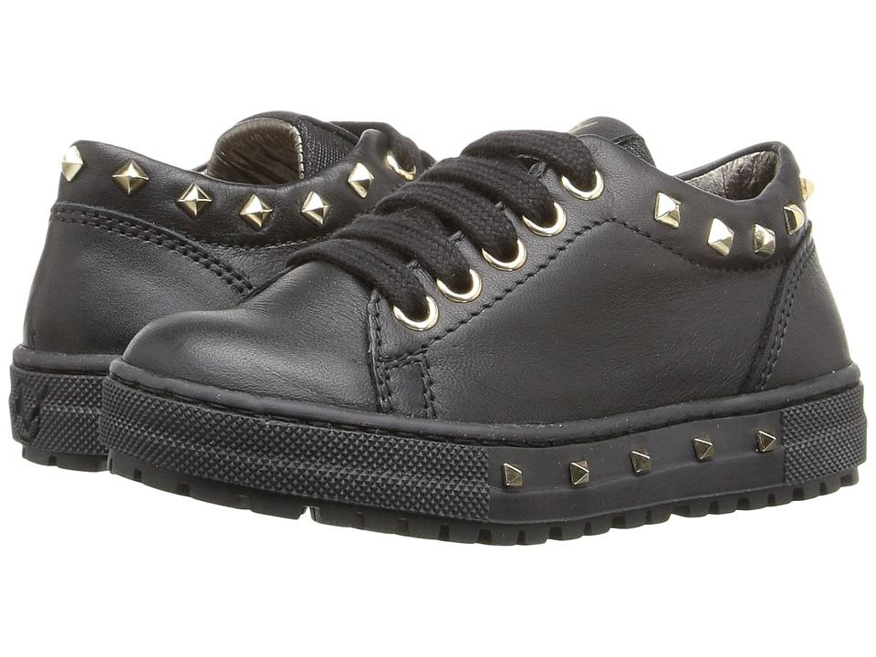 Naturino - Nat. 4910 AW16 (Toddler/Little Kid/Big Kid) (Black) Girls Shoes