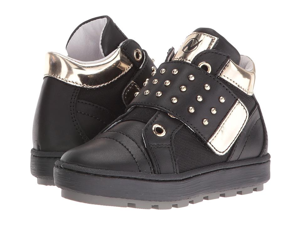 Naturino - Nat. 4196 AW16 (Toddler/Little Kid) (Black) Girls Shoes