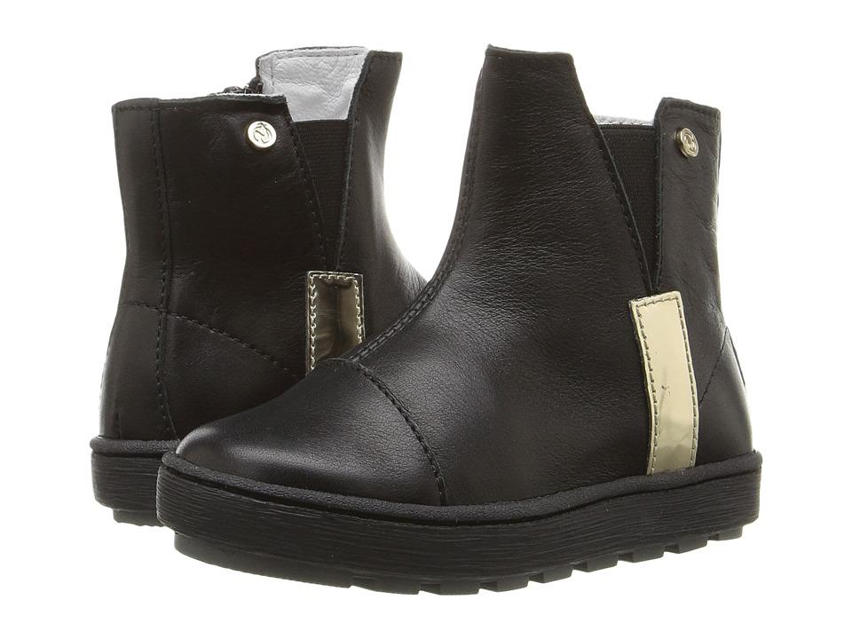 Naturino - Nat. 4198 AW16 (Toddler/Little Kid) (Black) Girls Shoes
