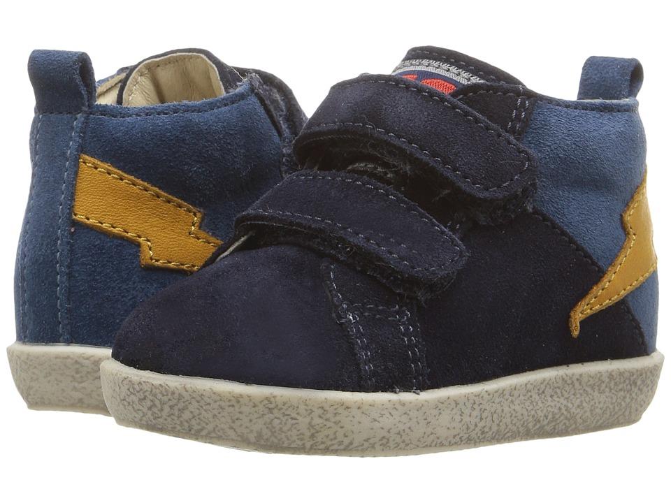 Naturino - Falcotto 4172 VL AW16 (Toddler) (Blue) Boys Shoes